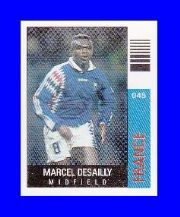 France Marcel Desailly A.C Milan